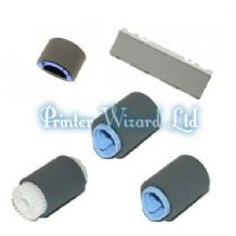 HP LaserJet 4345 Q3942A Paper Jam Repair Kit with fitting instructions